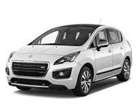 Peugeot 3008 2013-16