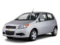 Chevrolet Aveo 2011-