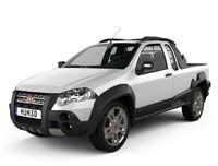 Fiat Strada 2012-