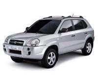 Hyundai Tucson 2005-10