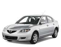 Mazda 3 2008-13