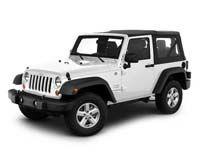 Jeep Wrangler 2007-18
