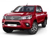 Toyota Hilux 2016-