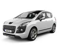 Peugeot 3008 2009-11