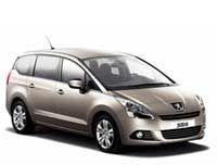 Peugeot 5008 2009-11