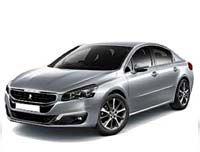 Peugeot 508 2010-2014